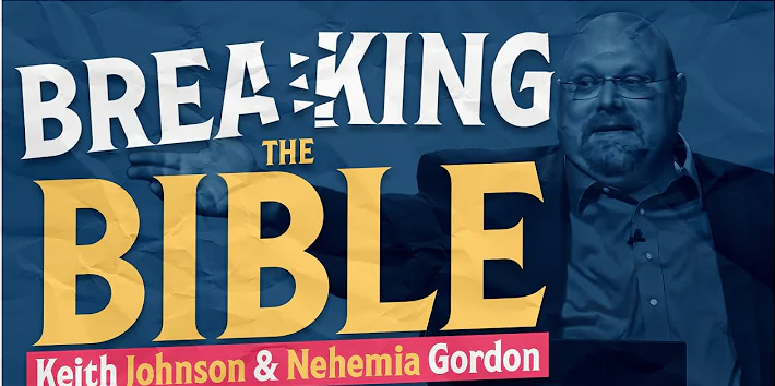 Breaking the Bible